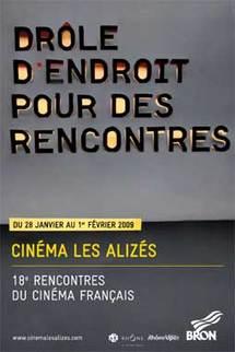 28/1 au 1/02 <> Festival de cinéma Drôle d'Endroit pour des Rencontres, cinéma les Alizés à Bron