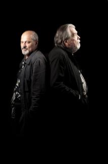 « Celui qui croyait au ciel, celui qui n'y croyait pas » avec Michaël Lonsdale et Richard Martin, Théâtre de l'Œuvre, Marseille, jeudi 30 mars 2017