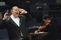 4/03 <> Orchestre du CNSMD de Lyon. Direction : Peter Csaba. Musique classique. Au Toboggan à Décines (69)