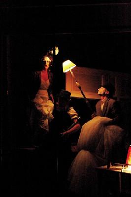8 au 16/03 <> Ricercar -Théâtre du Radeau au Toboggan à Décines (69)