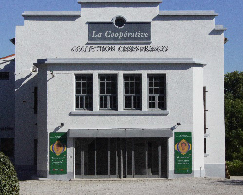 L'Internationale des Visionnaires, exposition à La Coopérative – Collection Cérès Franco, Montolieu (Aude), du 29 avril au 5 novembre 2017