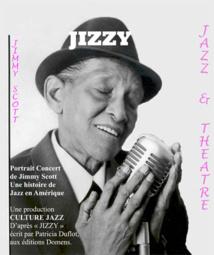 Jizzy, une histoire de jazz en Amérique. Salle de l'Espace Cathare, Quillan (Aude), le 29 avril 2017