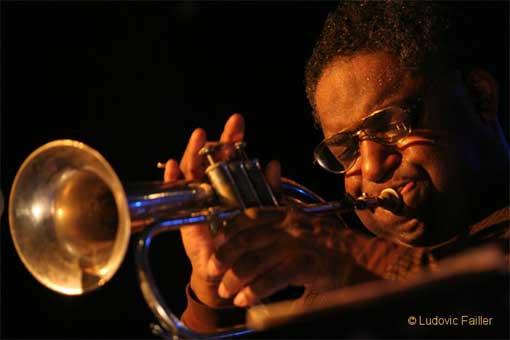 Roy CAMPBELL Jr., trompette, bugle