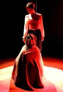 28/1 au 6/02 <> Le Petit Chaperon Rouge, de la version orale à nos jours /mise en scène L. Janner. Badaboum théâtre, Marseille