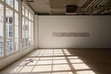 Rien ne nous appartient : Offrir. Exposition à la Fondation d'entreprise Ricard, Paris, du 28 mars au 6 mai 2017