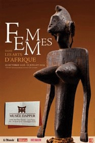 Jusqu'au 12 juillet, exposition Femmes dans les arts d'Afrique - Musée Dapper