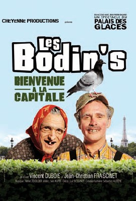 20 mars, théâtre : Les Bodin's débarquent au Palais de la Méditerranée à Nice !