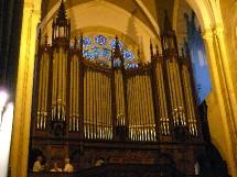 22 janvier, orgue, Jean Guillou  'Les petits potages mécaniques', Eglise Saint Jean-Baptiste, Bourgoin-Jallieu