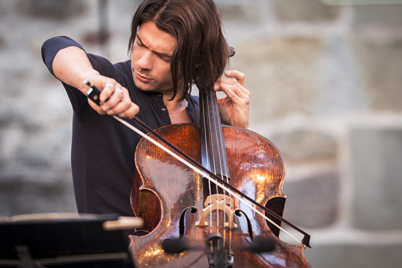Gautier Capuçon © Gregory Batardon