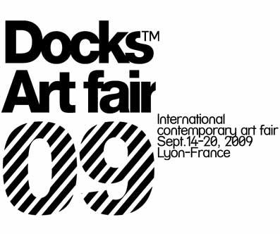 14 au 20 septembre, DocksArtFair 09 pendant la semaine inaugurale de la 10ème Biennale d'Art Contemporain de Lyon