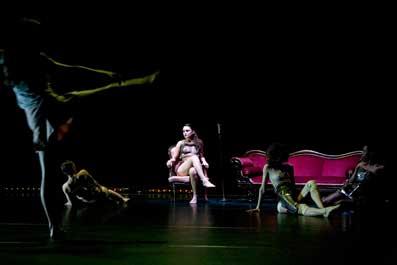 14 et 15 février, De vita et moribus Epicuri, Compagnie Jocelyne Danchick, Galerie Deborah Zafman à Paris