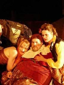 6 mars au 5 avril, Le Ventre de Shakespeare. Vies et Morts de Falstaff au Théâtre du Voyageur d'Asnières-sur-Seine