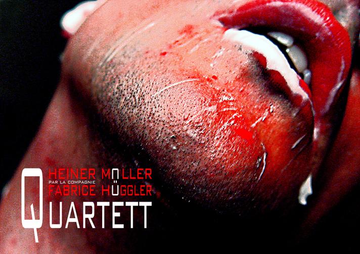 24 février au 8 mars, Quartett HM3GRÜ au Théâtre du Grütli à Genève