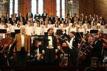 Festival de la Chaise-Dieu 2008, La Grande Messe des Morts de Berlioz, terrifiant et mémorable moment musical. Par Jacqueline Aimar
