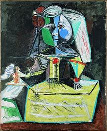 Picasso. Infanta Margarita. 14 septembre 1957