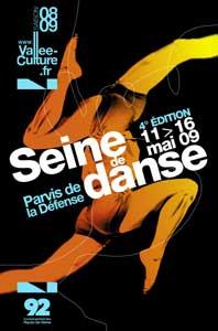 11 au 16 mai, La 4e édition de Seine de danse envahit La Défense