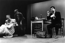 18 au 21 mars, Le Testament du Père Leleu, mise en scène Caroline Boisson au Théâtre de l'Iris à Villeurbanne
