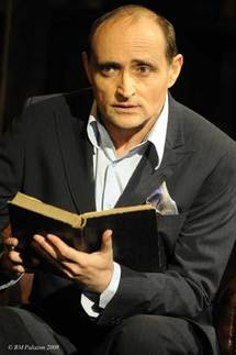 18 et 19 mars, théâtre, Daniel Mesguich interprète Phasmes. Théâtre de Chêne Noir à Avignon