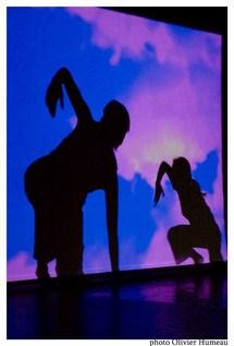 6 mars, Moderato Forte création danse de la Cie Pascoli à l'Espace des Allobroges de Cluses