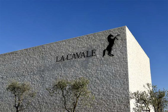 La Cavale, naissance d'un haut-lieu du Luberon, l'œuvre de Jean-Michel Wilmotte sort enfin de terre