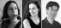21 mars, Carnegie'Small, Anne-Cécile Cuniot, flûtiste, Emmanuelle Goizé, chanteuse & Christophe Manien, pianiste. Le Regard du Cygne à paris