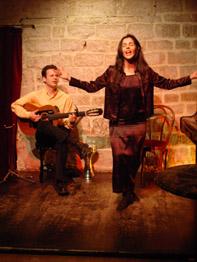 14 mars, concert Lorca,  chants, textes et autres variations sur le thème de l'Espagne au Château de la Tour d'Aigues (83)