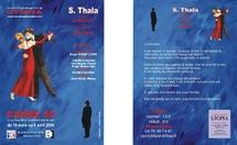 19 Mars au 5 Avril, S.Thala, d'après Marguerite Duras au Carré 30 à Lyon