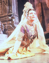 20 au 26 mars, Elisabeth Vidal est Lakmé à l'Opéra de Nice