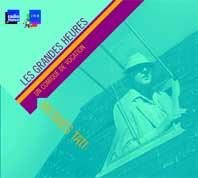 L'Ina annonce la parution de 5 nouveaux CD, d'ici fin avril sur Jacques Tati, Aimé Césaire, André Gorz, L'Afrique littéraire, Clara Haskil