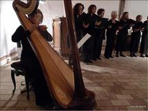 28 mars, Ensemble vocal Appogiature, Galerie l'Arbre de Vie à Mirabel-et-Blacons (26)