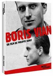 Boris Vian, nn film de Philippe Kohly. 2008 - 60min. Arte Editions. En DVD le 10 juin 2009