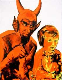 6 au 11 avril, exposition Frédéric Clavère, galerie du Tableau à Marseille