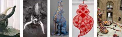 7 avril au 6 juin, Julio Pomar et Joana Vasconcelos. À la mode de chez nous, au Centre culturel Calouste Gulbenkian à Paris