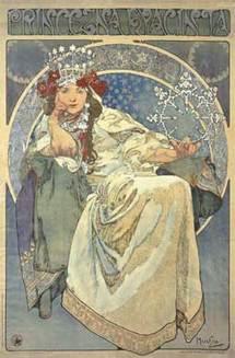 20 juin – 20 septembre, Exposition Alfons Mucha (1860–1939) au Musée Fabre de Montpellier