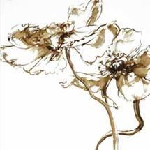 10 avril au 30 juin. Exposition de  dessins et de peintures de Claire Basler à la galerie Marchand, à Paris