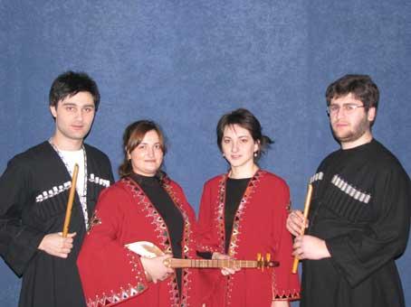 Quatuor Géorgien
