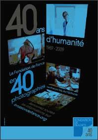 3 au 19 avril, Exposition photos « 40 ans d'humanité », Palais de la Bourse, Marseille