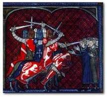 8 au 24 avril, La croisade contre les Albigeois, exposition à la Salle de la Tour à Pennautier (Aude)