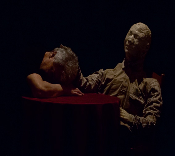 Y la vida va, de José-Maria Sanchez, au Théâtre Toursky, Marseille, en avril 2017