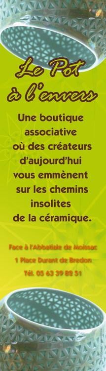 2 avril au 31 août, Exposition de Céramiques à Moissac (82)