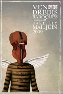16 mai au 26 juin, Les 18èmes Vendredis Baroques de Dardilly (Rhône) , 5 soirées de concert