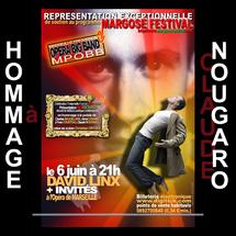 6 juin, David Linx. Hommage à la Poésie de Claude Nougaro. Opéra de Marseille