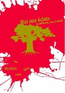 5 au 21 mai, Festival Mai aux éclats, 5e édition à La Ricamarie, Andrézieux-Bouthéon, Le Monastier-sur-Gazeille