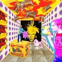 28 Mai au 4 Juillet 2009, exposition Bellinda, « Le pop art c'est la liberté ! »