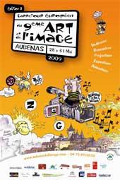 28 au 31 mai 09, Carrefour Européen du 9ème Art et de l'Image à Aubenas (Ardèche)