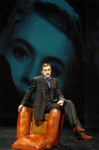 26 mai 09, Gary / Ajar avec Christophe Malavoy, théâtre des Salins à Martigues (13)