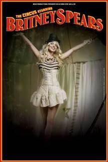 5 et 6 juillet à Bercy, « The Circus Starring Britney Spears 2009 Tour », arrive en Europe cet été  pour un nombre limité de concerts exclusifs.