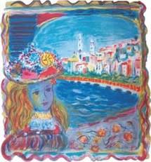 Exposition Constantin Terechkovitch (1902-1978), Lithographies, aquarelles, affiches au Palais de l'Europe – Galerie d'Art Contemporain, Menton