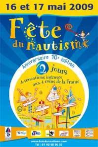 16 et 17 mai 2009, Fête du Nautisme au Cap d'Agde