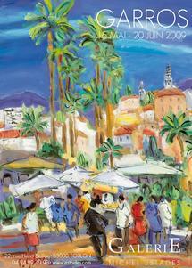 16 Mai - 20 Juin, Exposition Catherine Garros à la galerie Michel Estades - Toulon